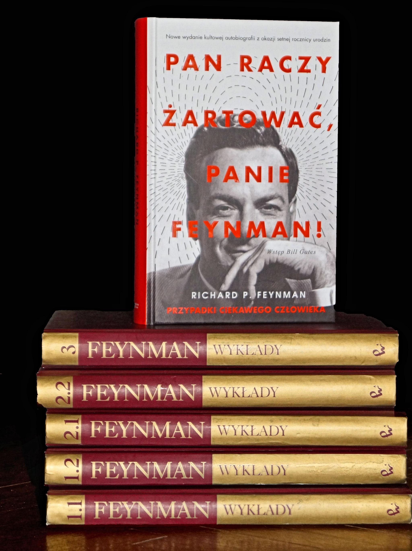 Pan raczy żartować, panie Feynman