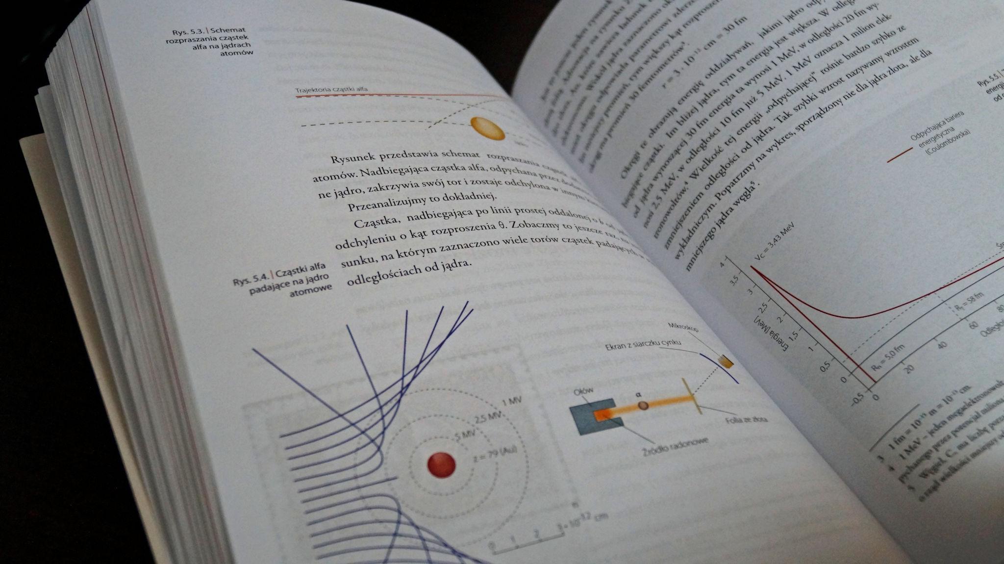 Odkryj smak fizyki - Jerzy Przystawa