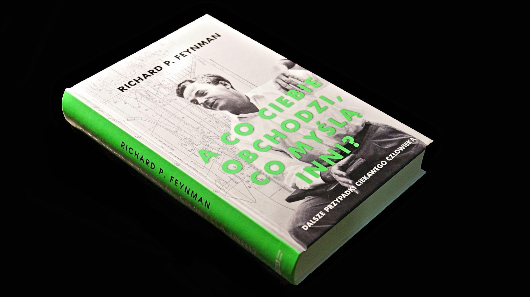 """""""A co ciebie obchodzi, co myślą inni"""" - recenzja książki"""
