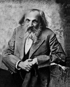 Dmitrij Mendelejew,