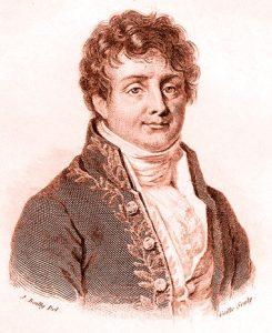 Jean-Baptiste Fourier