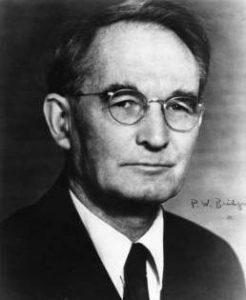 Percy Bridgman