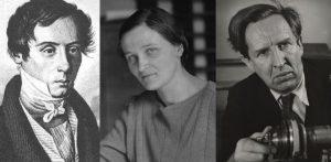 Augustin Jean Fresnel, Cecilia Payne-Gaposchkin, John Desmond Bernal