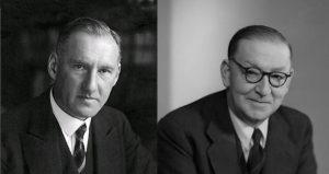 Kazimierz Fajans, John Cockcroft