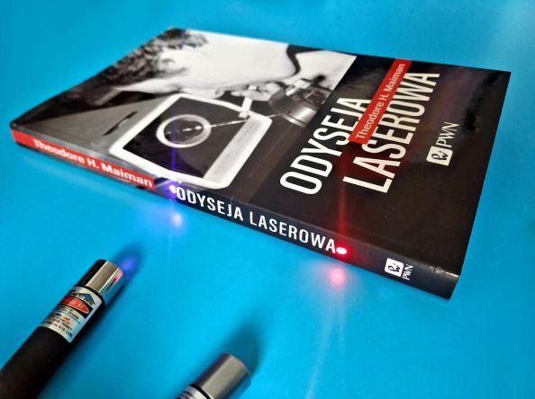 """Odyseja laserowa"" – patronat OgarniamFizyke.pl"